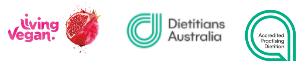 Dietitians Australia-Living Vegan-Accredited Practising Dietitian